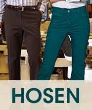 Hosen für Damen und Herren